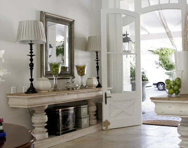 French Country Style Make A Great First Impression With A