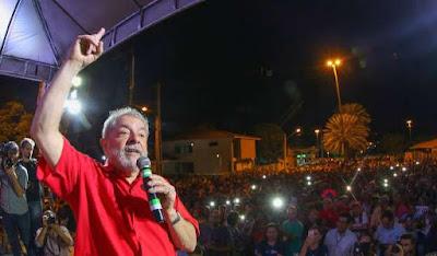 Lula aciona ONU contra 'abuso de poder' de Moro