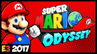 Super Mario Odyssey 2017 Free Download