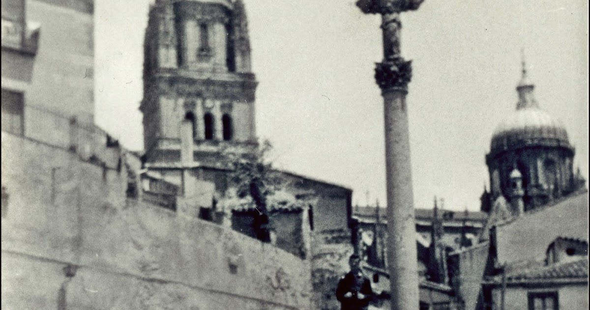 Fotograf a antigua de espa a los mundos de jaimito old - Calle valencia salamanca ...