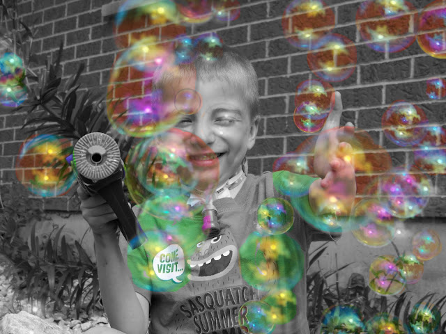 Gazillion Bubble Blaster