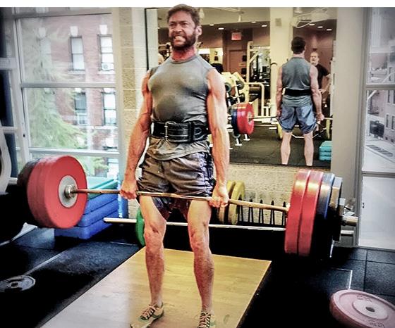 Hugh Jackman va por otro Wolverine más poderoso. Así entrena