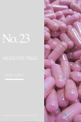 Medicine Trial