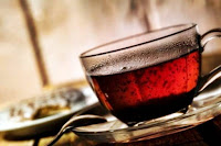 Siyah Çay Fotoğrafı