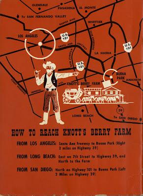 Vintage Disneyland Tickets Knott S Pan For Gold June