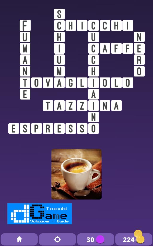 Soluzioni One Clue Crossword livello 5 schemi 1 (Cruciverba illustrato)  | Parole e foto