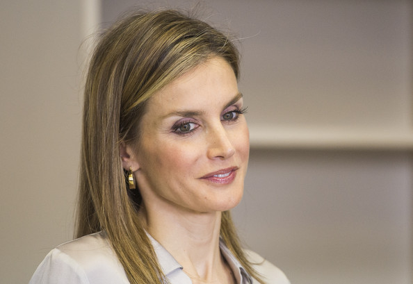 Queen Letizia of Spain attended the opening of the International Music School Summer Courses by Prince of Asturias Foundation