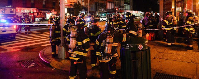 Gom Guncang New York, 29 Orang Terluka