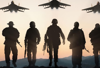 H χώρα με τον μεγαλύτερο στρατό στον κόσμο δεν είναι αυτή που νομίζετε