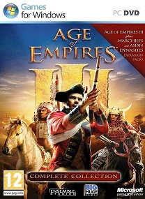 Age of Empires III Complete Collection Full Version