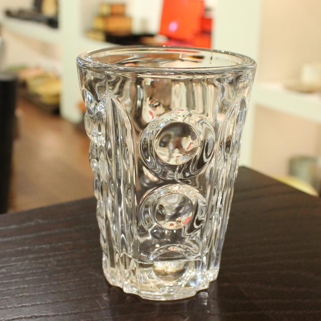 Sara Japanese Pottery: Nostalgic Fukkoku Glass Tumblers