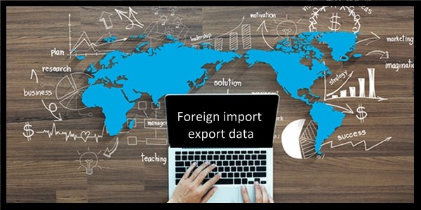 Foreign Export Data