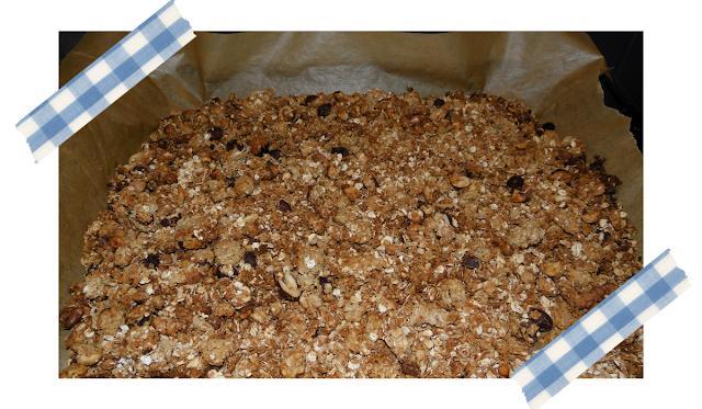 Petit déj' gourmand #1 Granola fait maison !