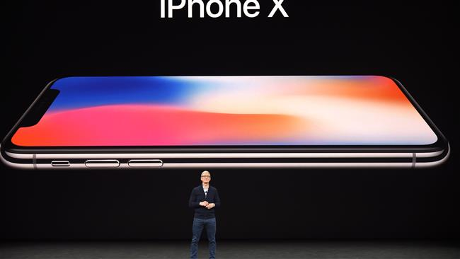 Apple unveils new products, including $1000 iPhoneX