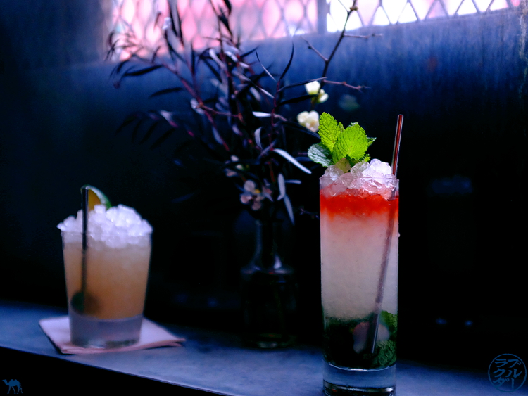 Le Chameau Bleu - Cocktails du Bar Attaboy dans le lower East Side New York - Séjour à New York - Cocktail Bar New York