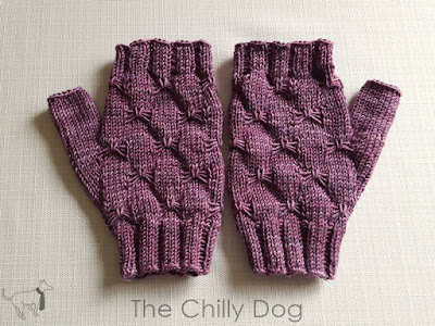 Knitting tutorial: learn how to pick up stitches and knit the thumb of a mitten or glove