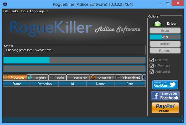 RogueKiller banner