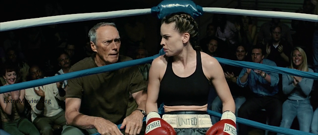 Million Dollar Baby 2004 720p brrip hindi dubbed dual audio mkv 1gb hd movie download
