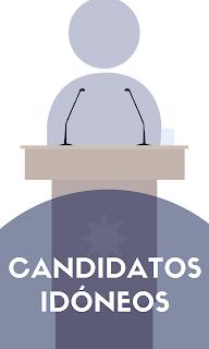 candidatos idóneos