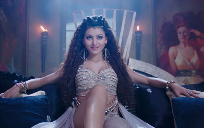 I Wanna Tera Ishq Lyrics - Great Grand Masti - Urvashi Rautela