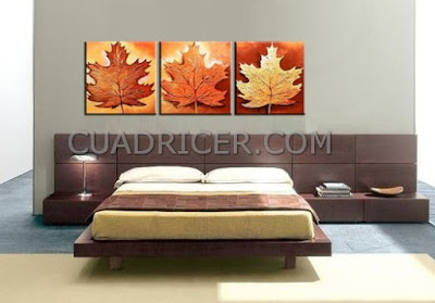 http://www.cuadricer.com/cuadros-pintados-a-mano-por-temas/cuadros-modernos/cuadros-modernos-hojas-otono-ocre-beige-marron-amarillo-2183-hogar-salones-dormitorios.html