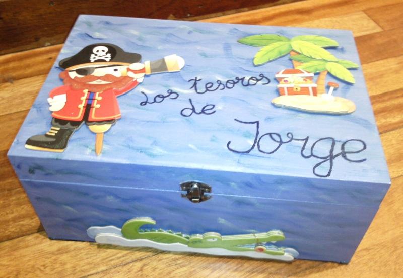 Manualidades y trucos Cajas piratas