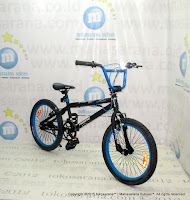 Sepeda BMX Pacific Toxic RX 08 FreeStyle 20 Inci