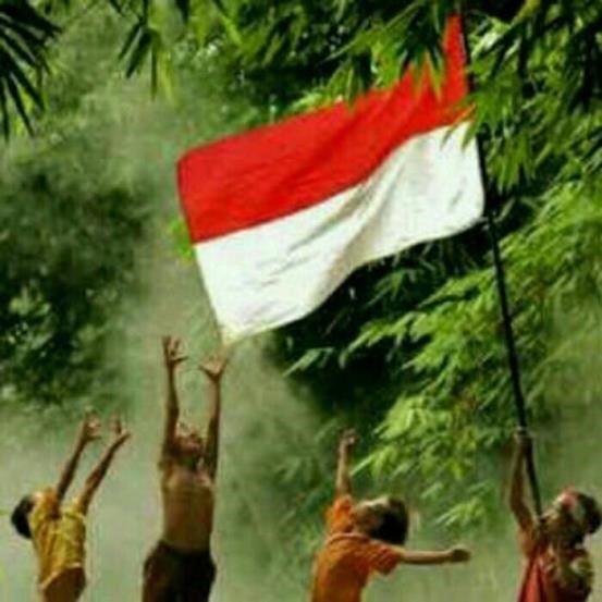 gambar bendera merah putih 17 agustus
