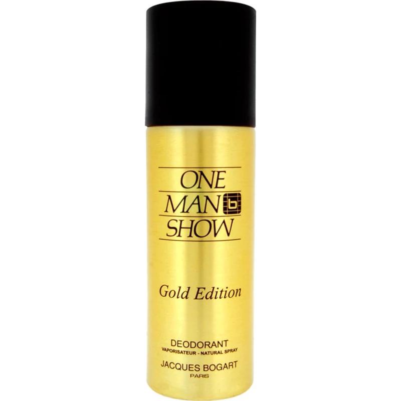 One Man Show Gold Edition Body Spray 200 Ml