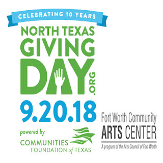 Sept. 20th is North Texas Giving Day