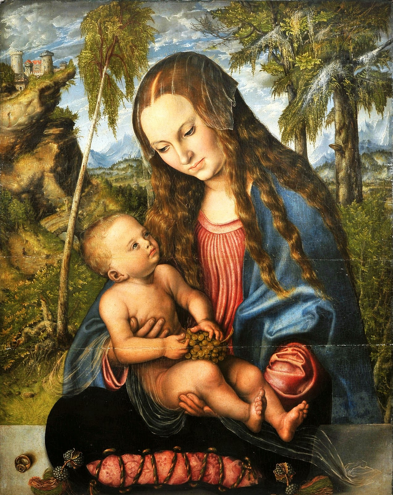 Lucas Cranach the Elder | Northern Renaissance painter | Tutt'Art@ |  Pittura • Scultura • Poesia • Musica