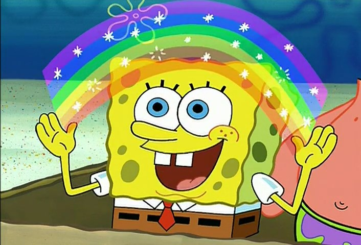 SpongeBob Season 3 Episode 4B - Idiot Box SD 480p Dub Indo