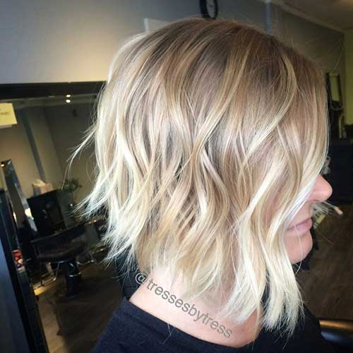 10 Cute Short Blonde Ombre Hair