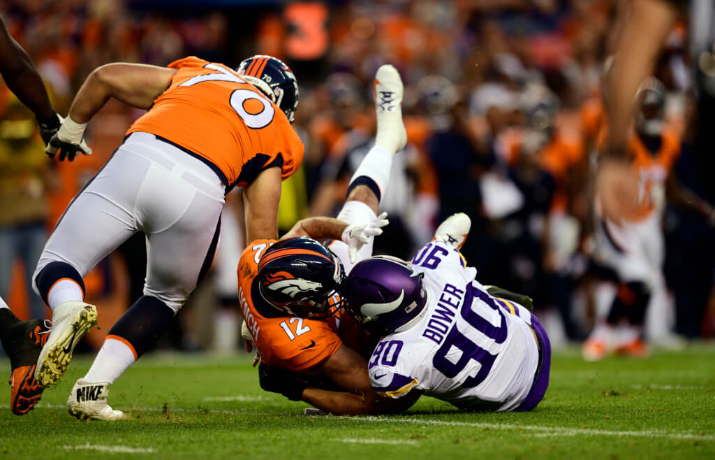 Denver Broncos Open Preseason With Loss To Minnesota Vikings