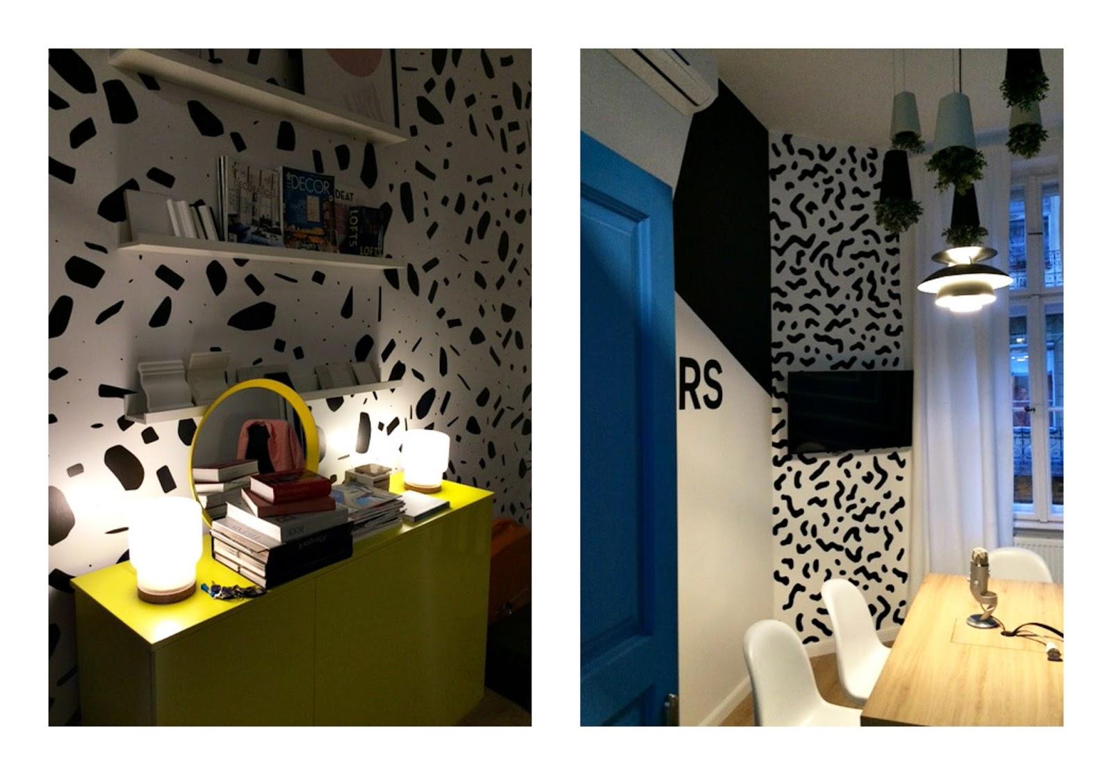 work space decor