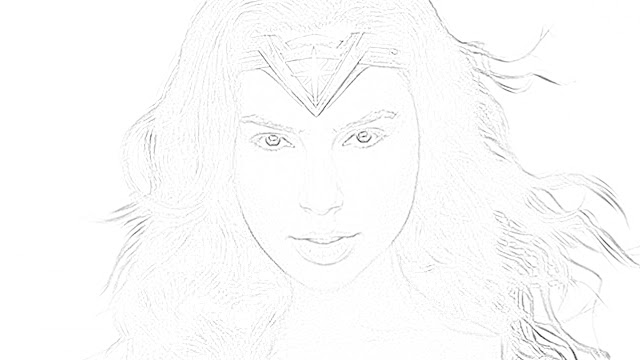 Wonder Woman coloring.filminspector.com