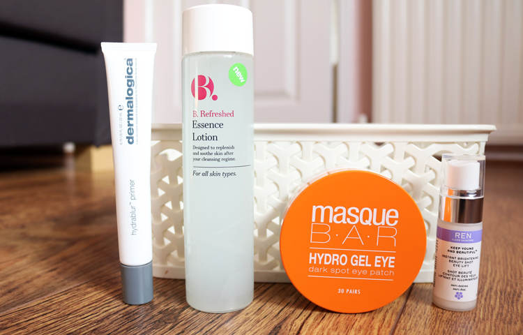 4 Brand New Beauty Products To Try Out from Dermalogica, B., Masque Bar & REN
