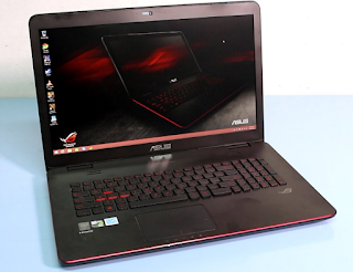 Asus ROG G771JW Laptop Full Drivers - Software For Windows 10 And Windows 8.1