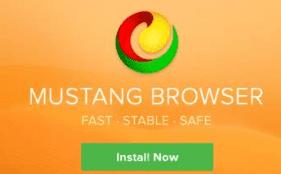تحميل متصفح الانترنت الجديد Mustang Browser لتصفح مواقع الويب