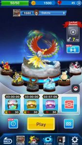 Game Pokémon Duel Terbaru Mod Apk v3.0.0 Full Damage
