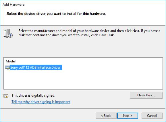 How To Install Sony Xperia USB Driver (Manually)