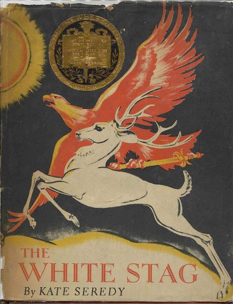 White Stag Original Edition Kate Seredy 1937