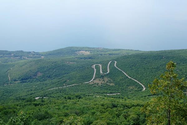 macédoine ohrid parc national galichica