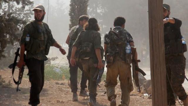 Washington Post: Τούρκοι και τζιχαντιστές πολεμούν μαζί στη Συρία