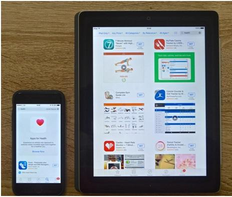 5 Health Apps Online