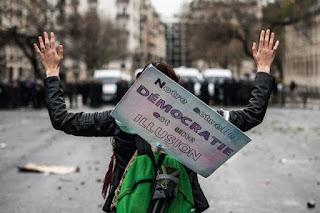 Nuit Debout: la indignación prende en Francia