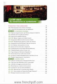 Télécharger Bescherelle chronologie de la littérature française pdf ou l'acheter