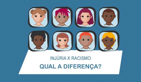 Injúria x Racismo