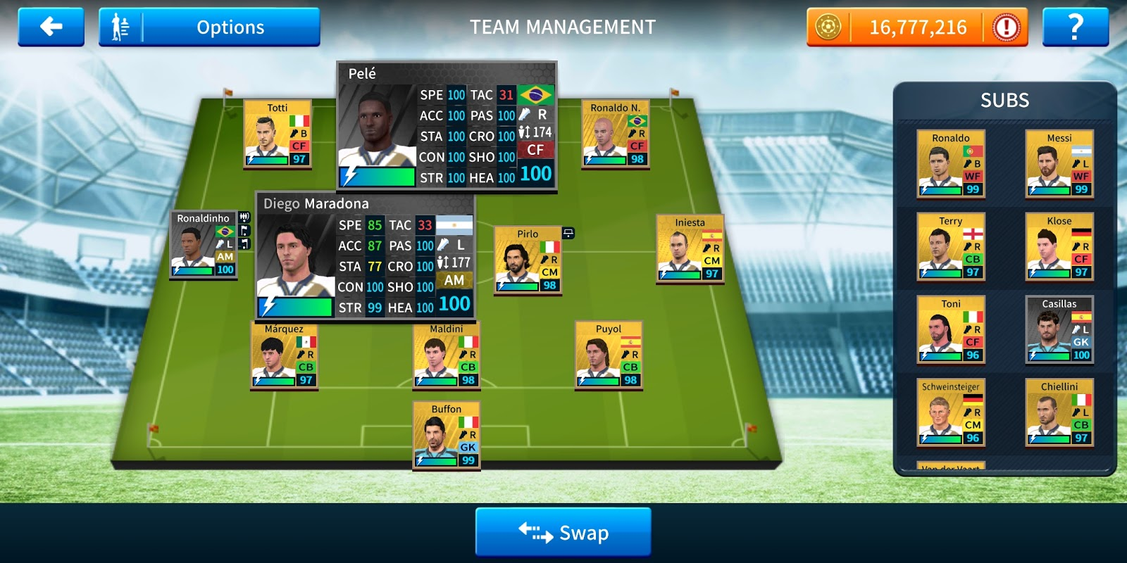 How To Get Legendary Players In Dream League Soccer | Syarafina