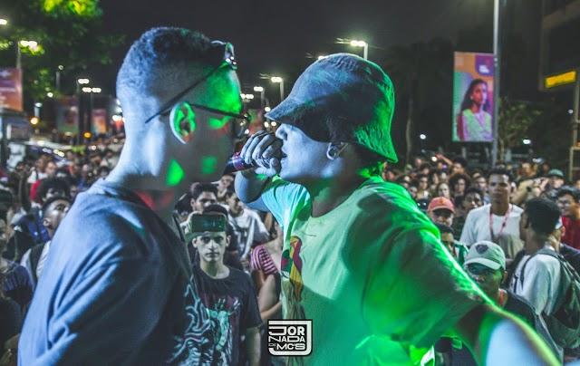 Terça Negra celebra cultura do hip hop com Jornada de MC's